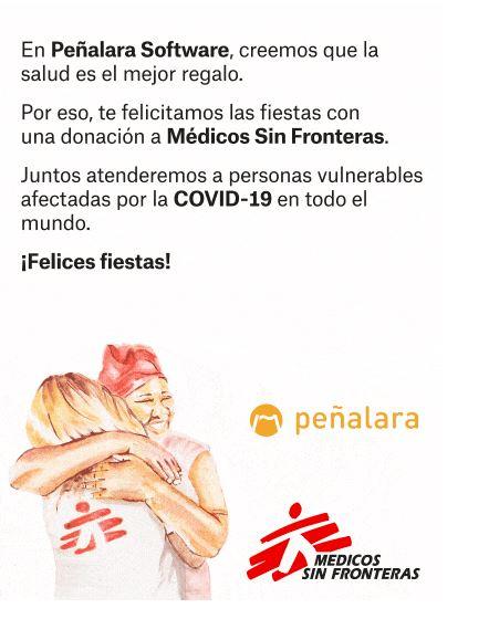 Peñalara colabora con Médicos Sin Fronteras